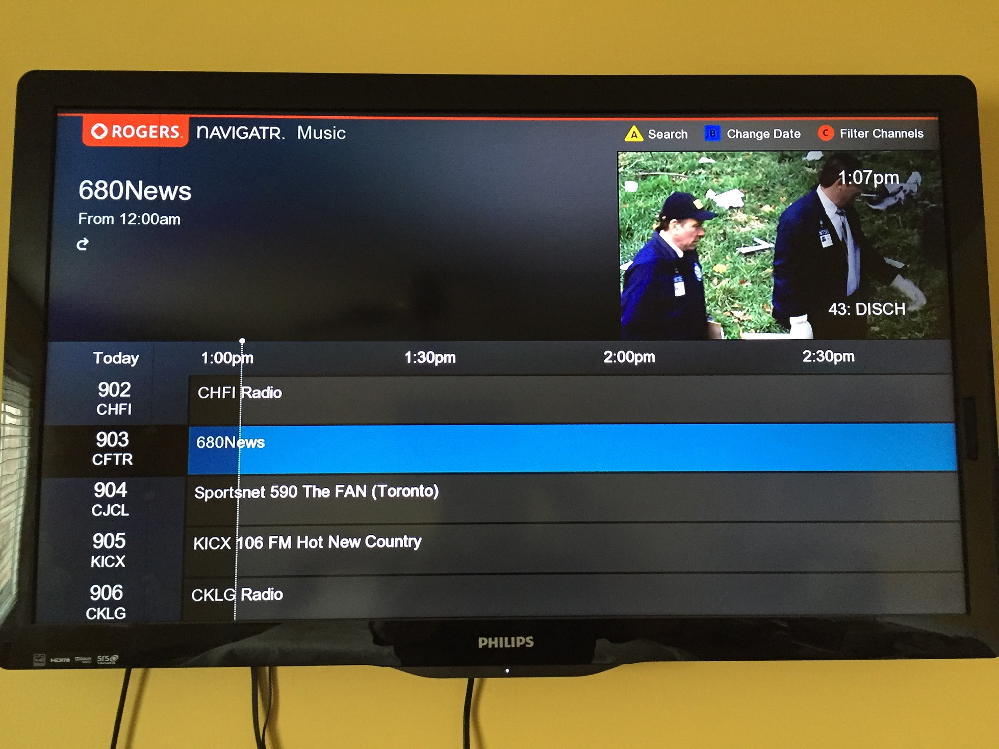channel 9 on demand guide
