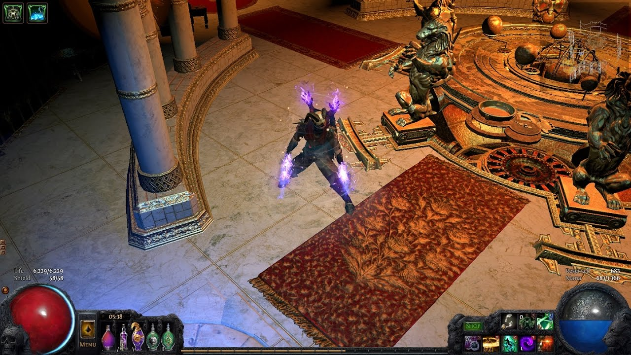 path of exile leveling guide 2.5