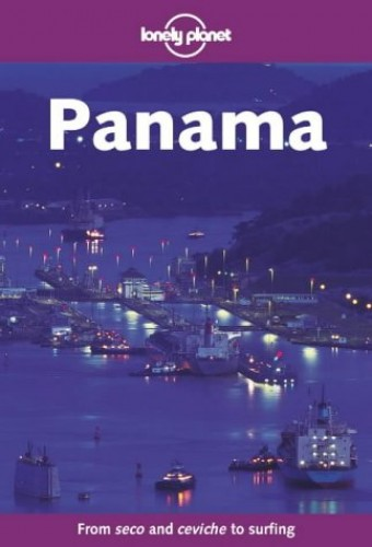 panama city lonely planet guide