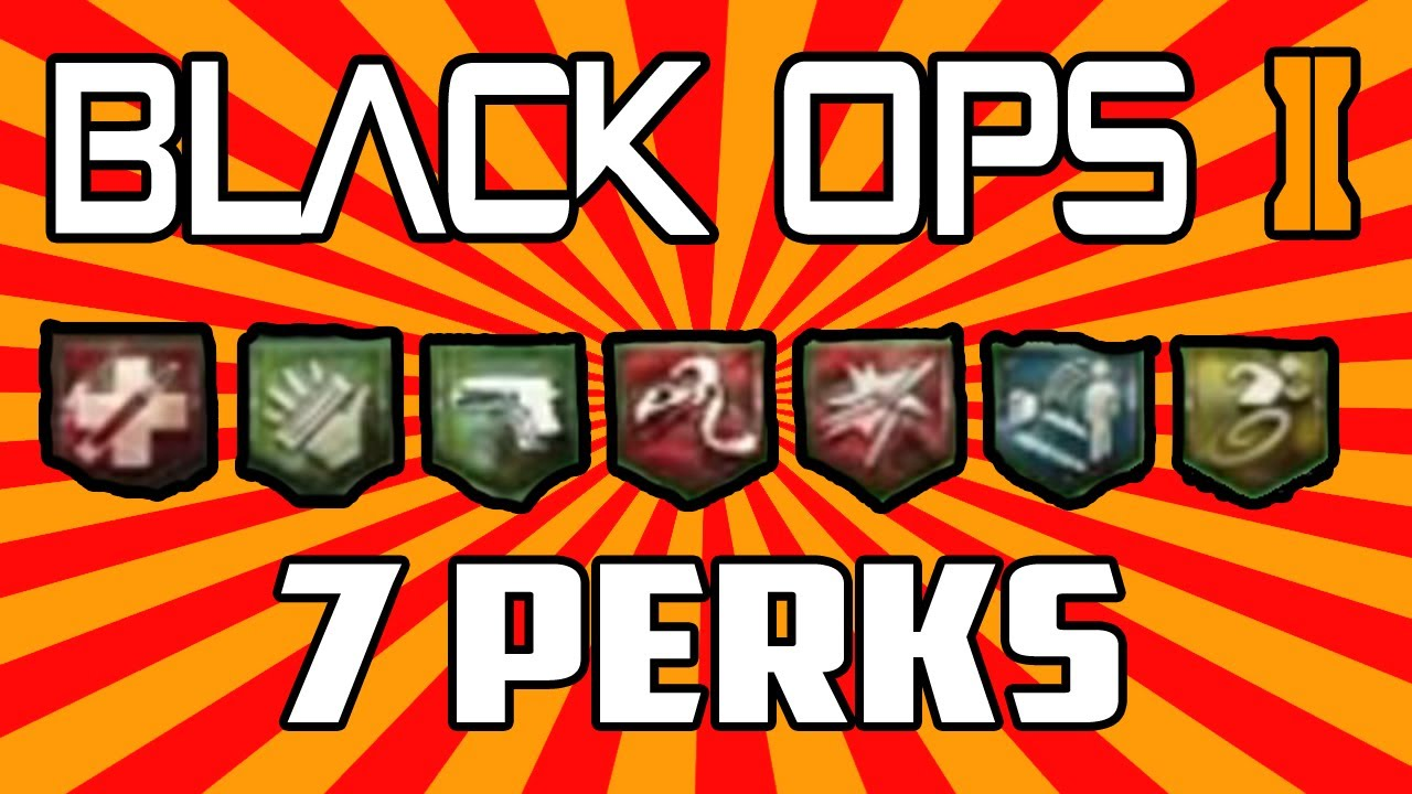 black ops 2 zombie perks guide