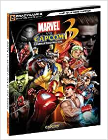 ultimate marvel vs capcom 3 guide book