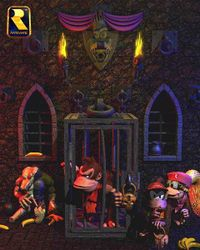 donkey kong country 3 brothers bear guide