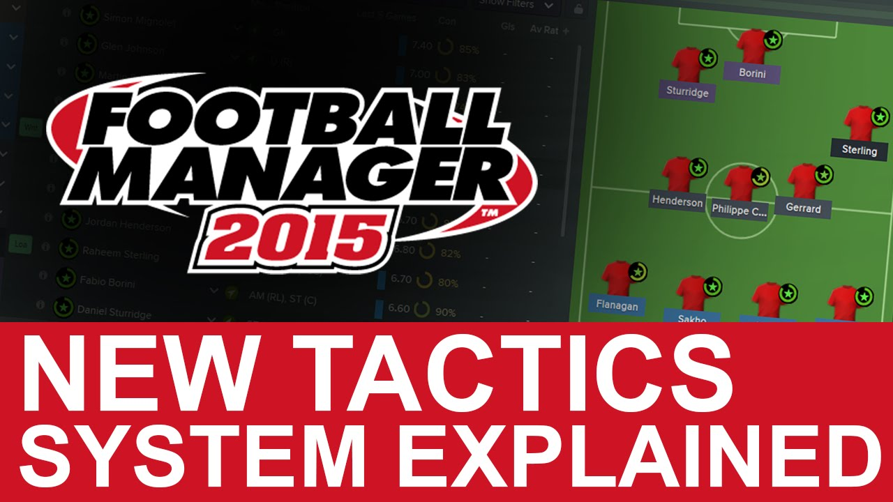 football manager 2015 tactics guide