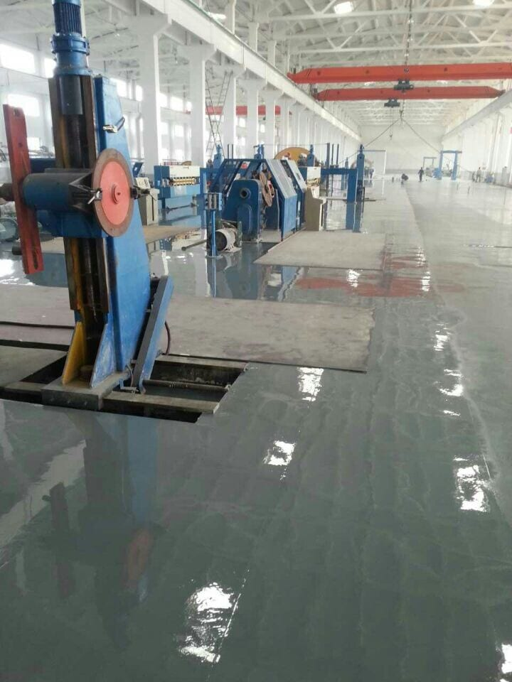 epoxy pool paint application guides