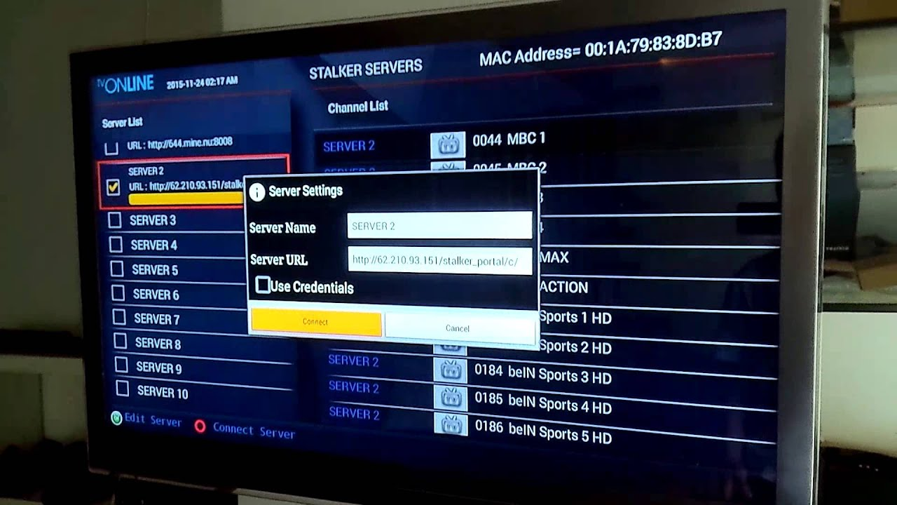 sky box tv guide not working