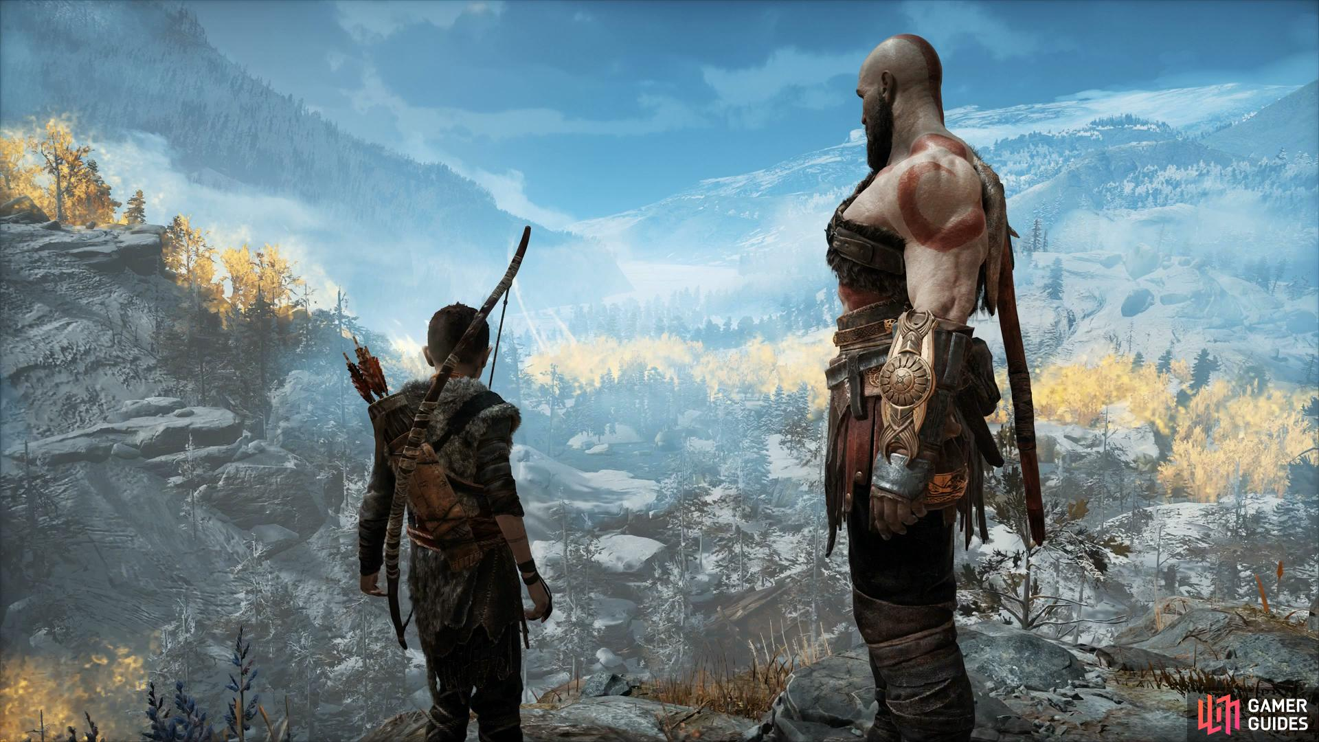 family heirloom artifacts god of war guide