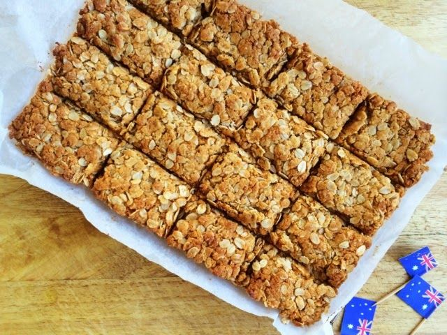good food guide anzac biscuits