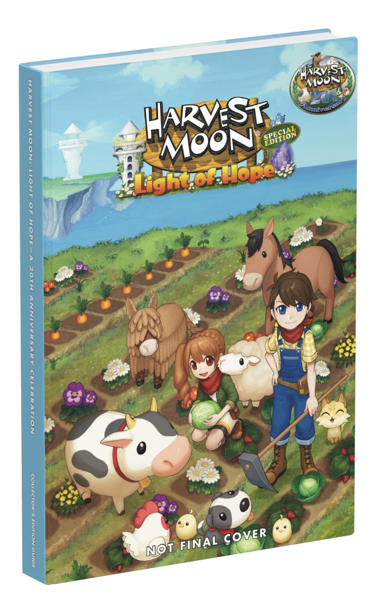 harvest moon nintendo 64 guide