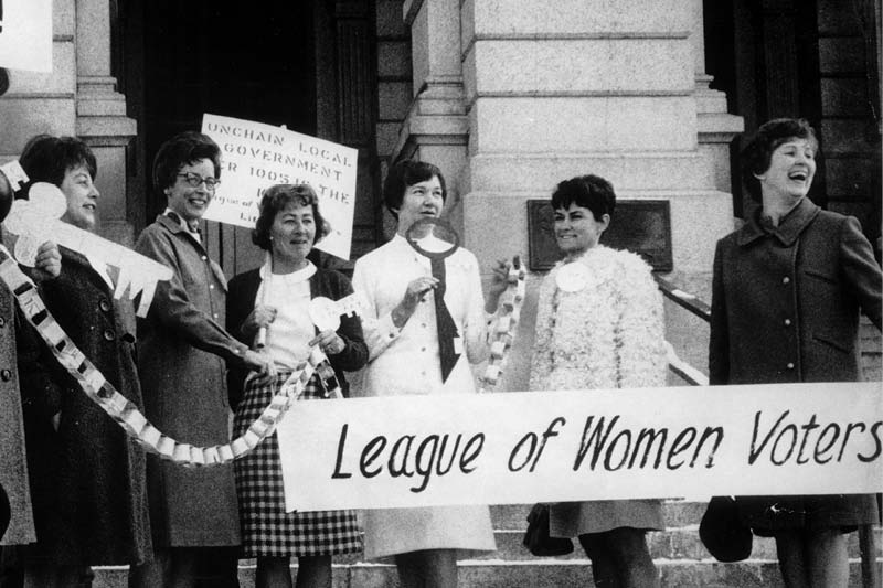 league of women voters voting guide