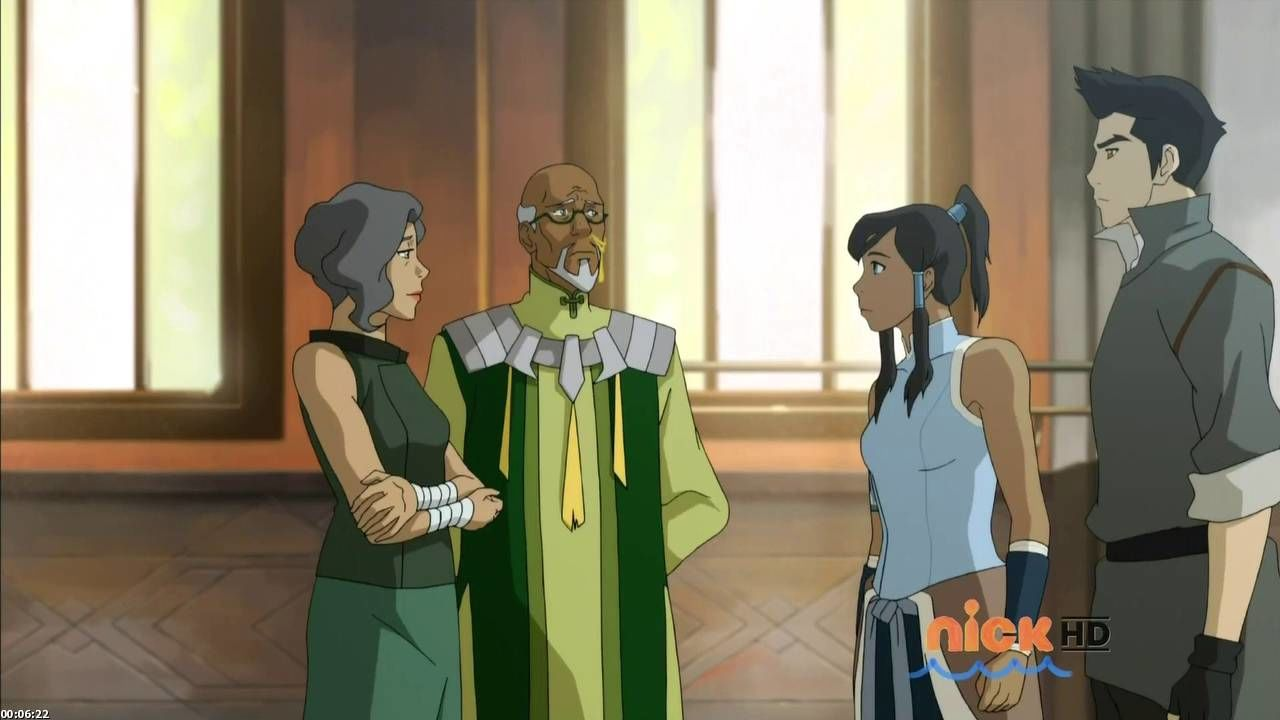 legend of korra season episode guide