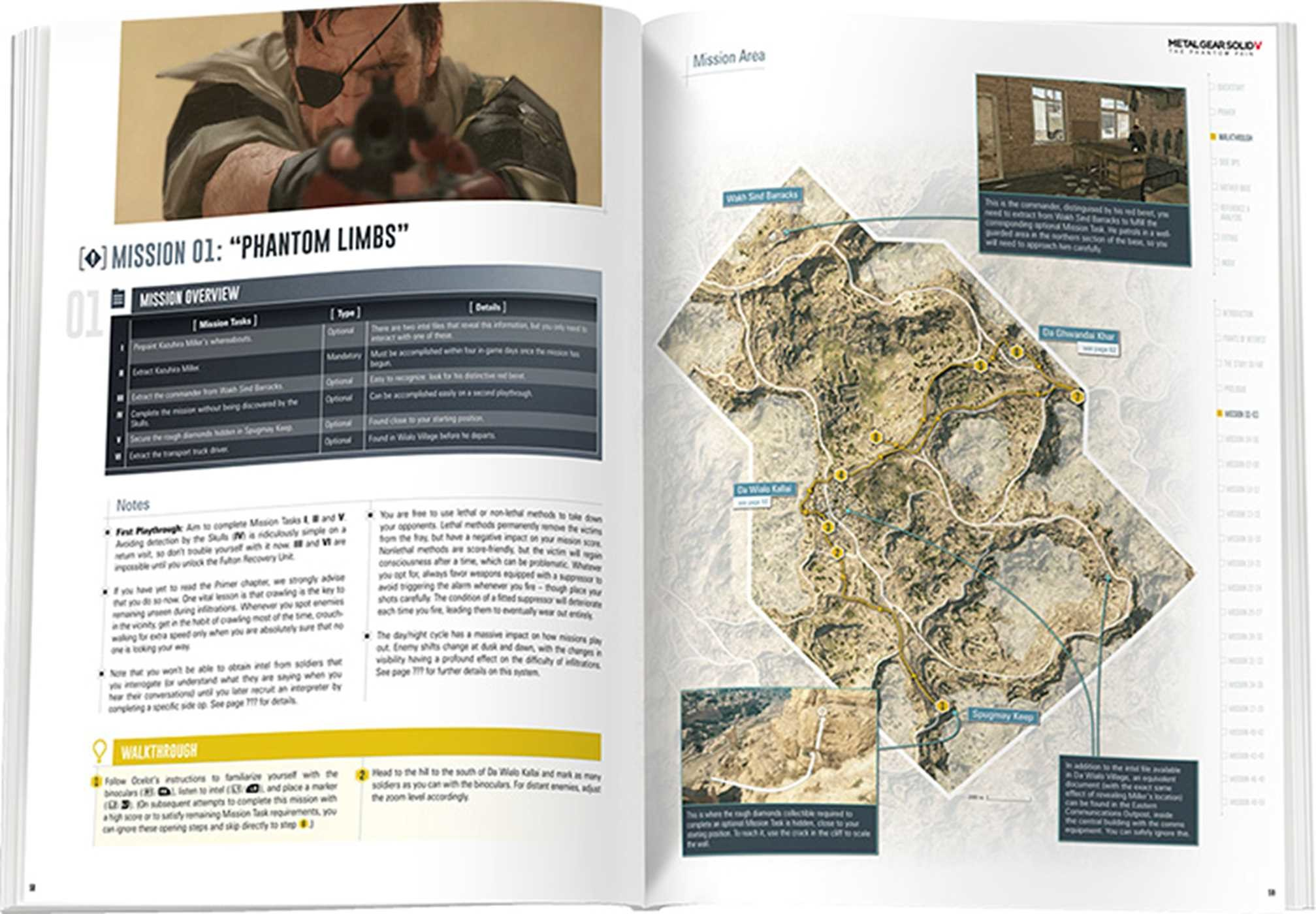 metal gear solid v the phantom pain guide ebook