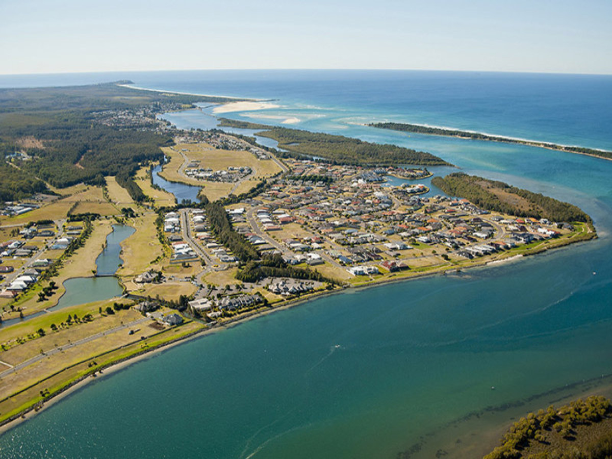 port macquaire golf course guide