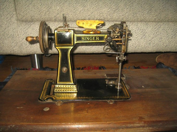 singer sewing machine antique price guide fiddle base