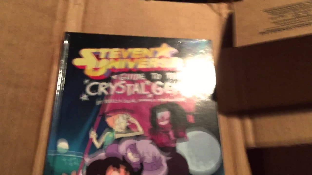 steven universe guide to the crystal gems pdf