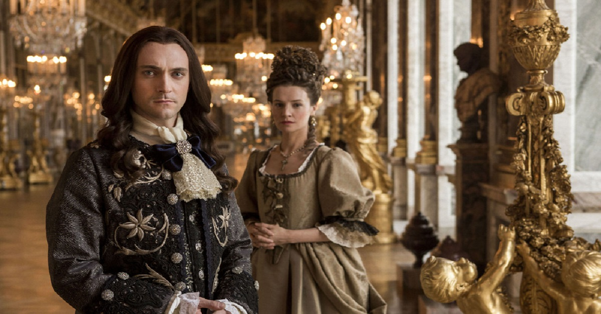 versailles tv series episode guide ball