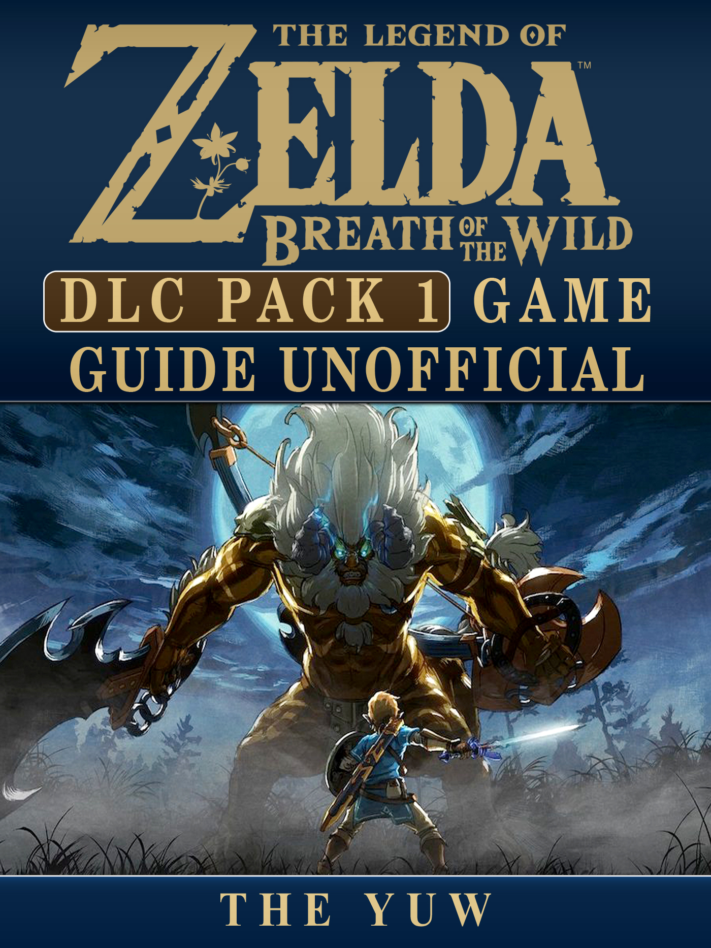 zelda breath of the wild guide book ce